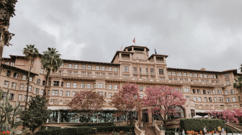 Staycation at The Langham Pasadena