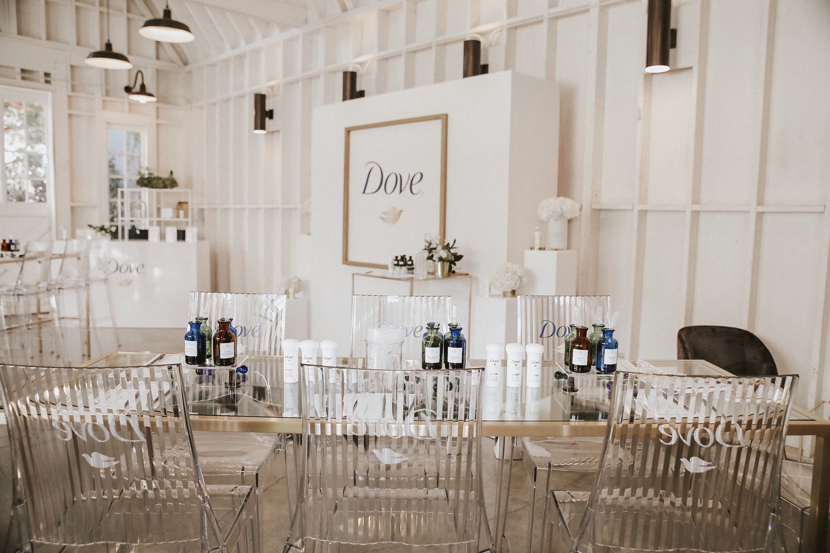 Dove Event at The Lombardi House