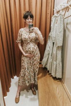 Doen dress that works for pregnancy