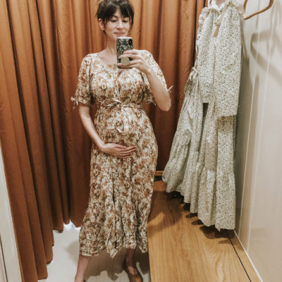 The Best Non-Maternity Dresses to Wear During and After Pregnancy