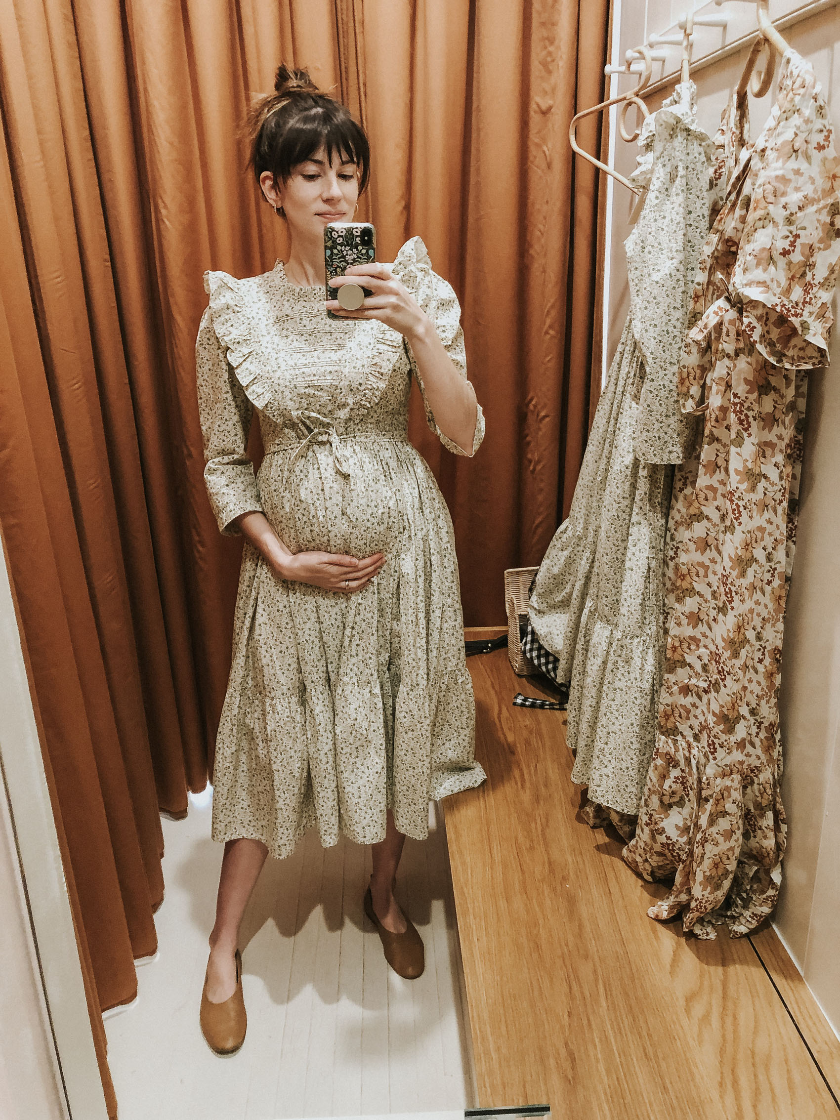 The best non-maternity dresses for pregnancy