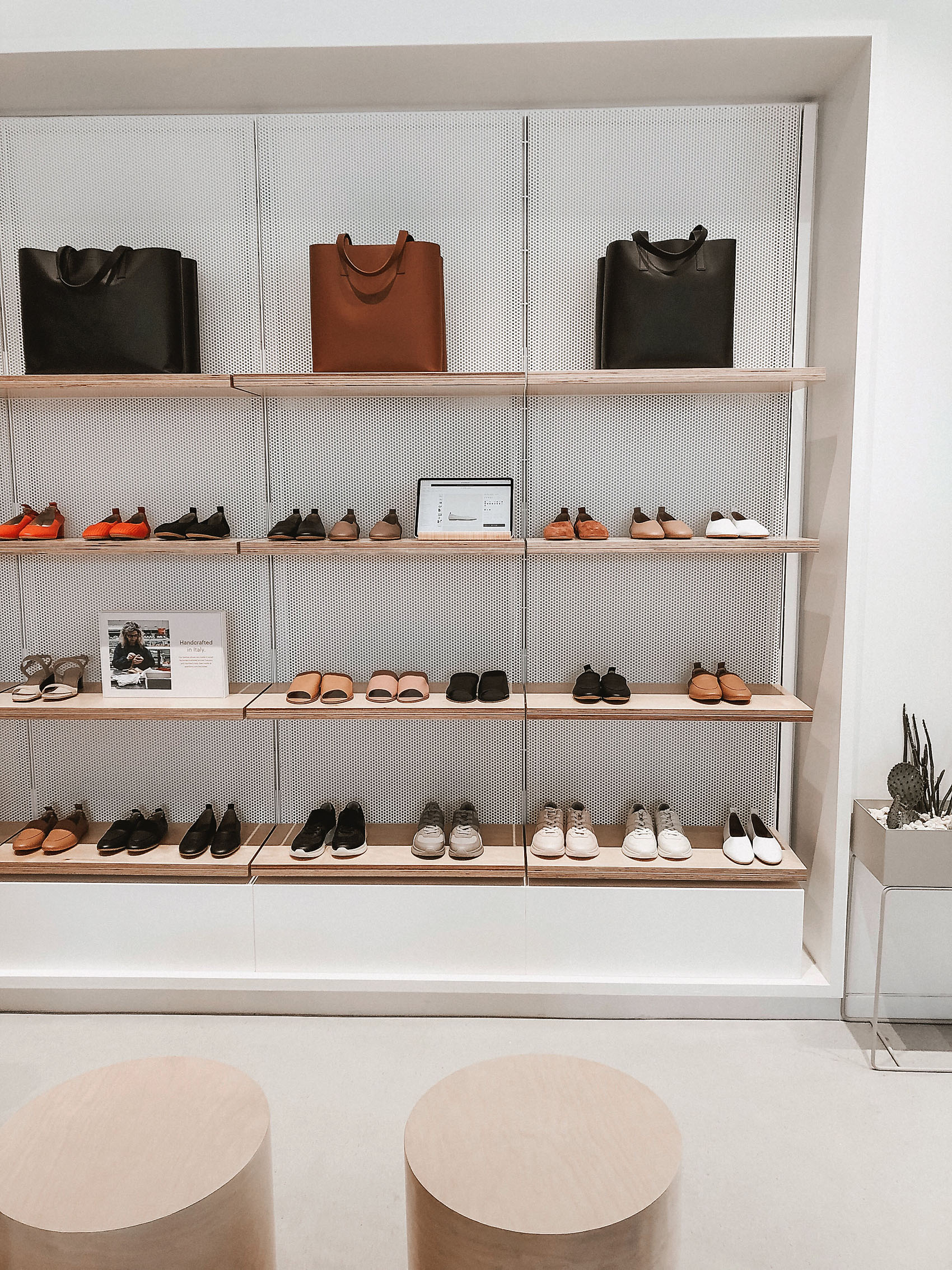 Everlane Ethical Shoes and Bags
