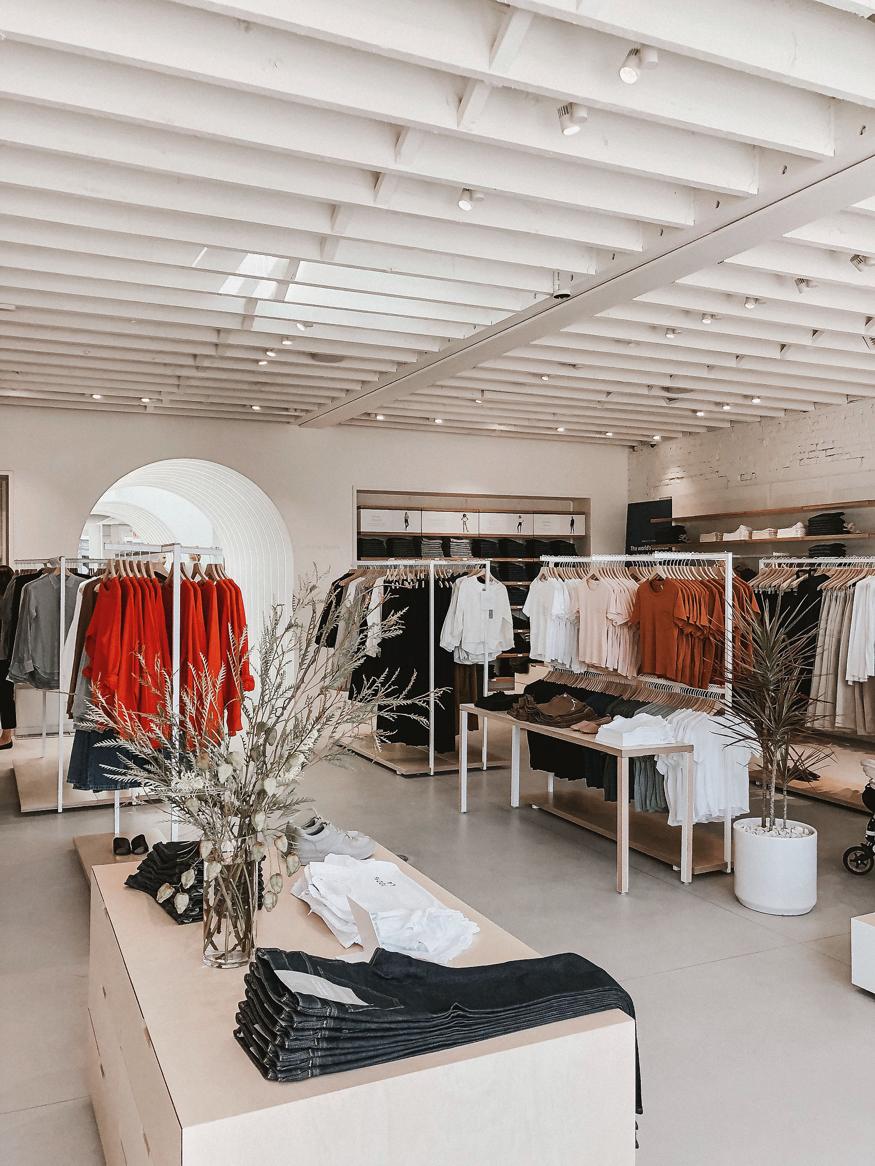 Everlane Store Venice California