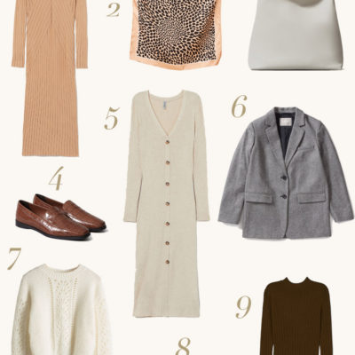 Fall Wardrobe Essentials: What I've added to my closet!