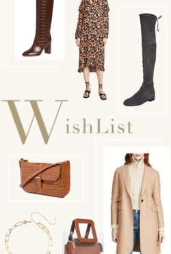 Shopbop Fall Wishlist
