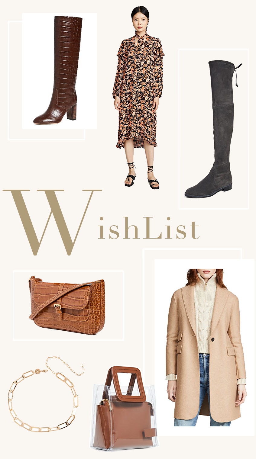 Shopbop Fall Wishlist