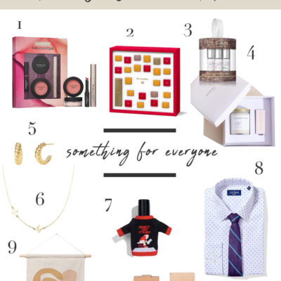 Holiday Gift Guide for Men, Women, and Kids
