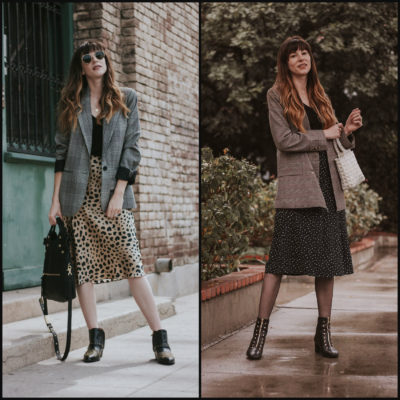 How to Style Oversized Blazers