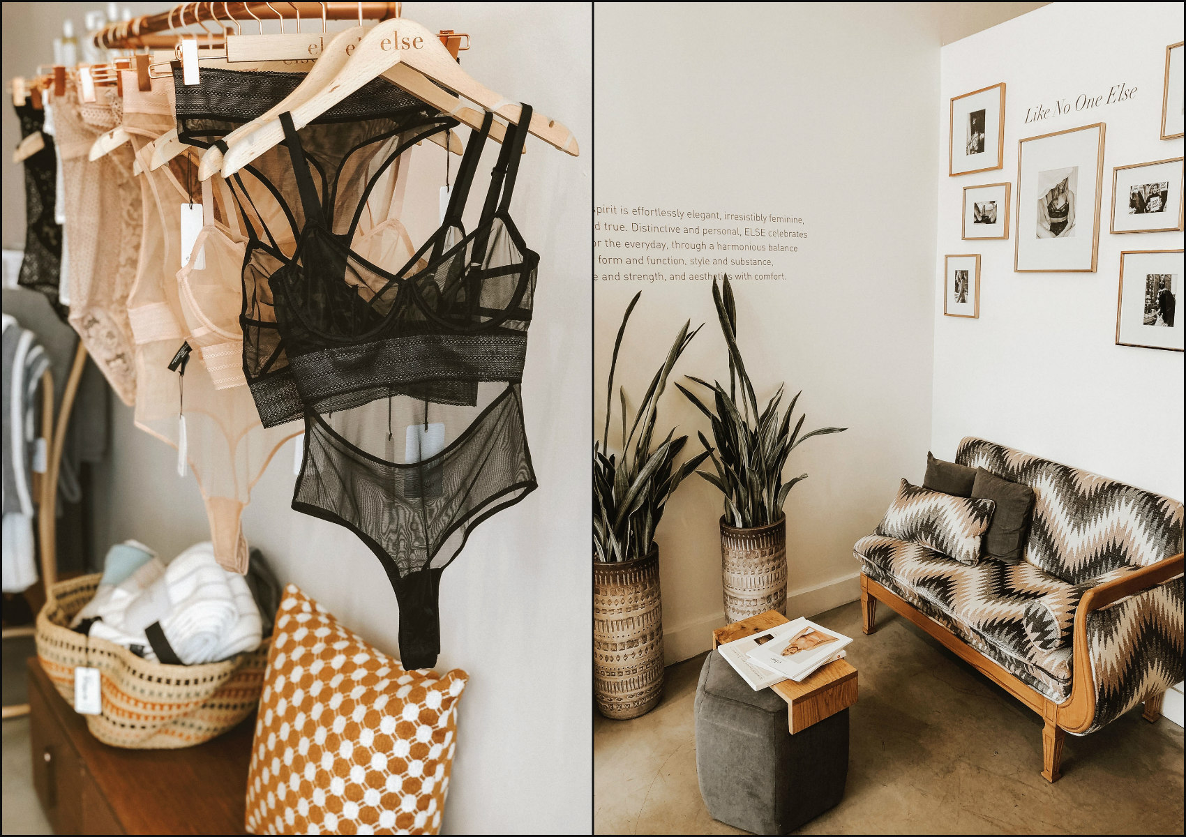 Else Lingerie Los Angeles Store