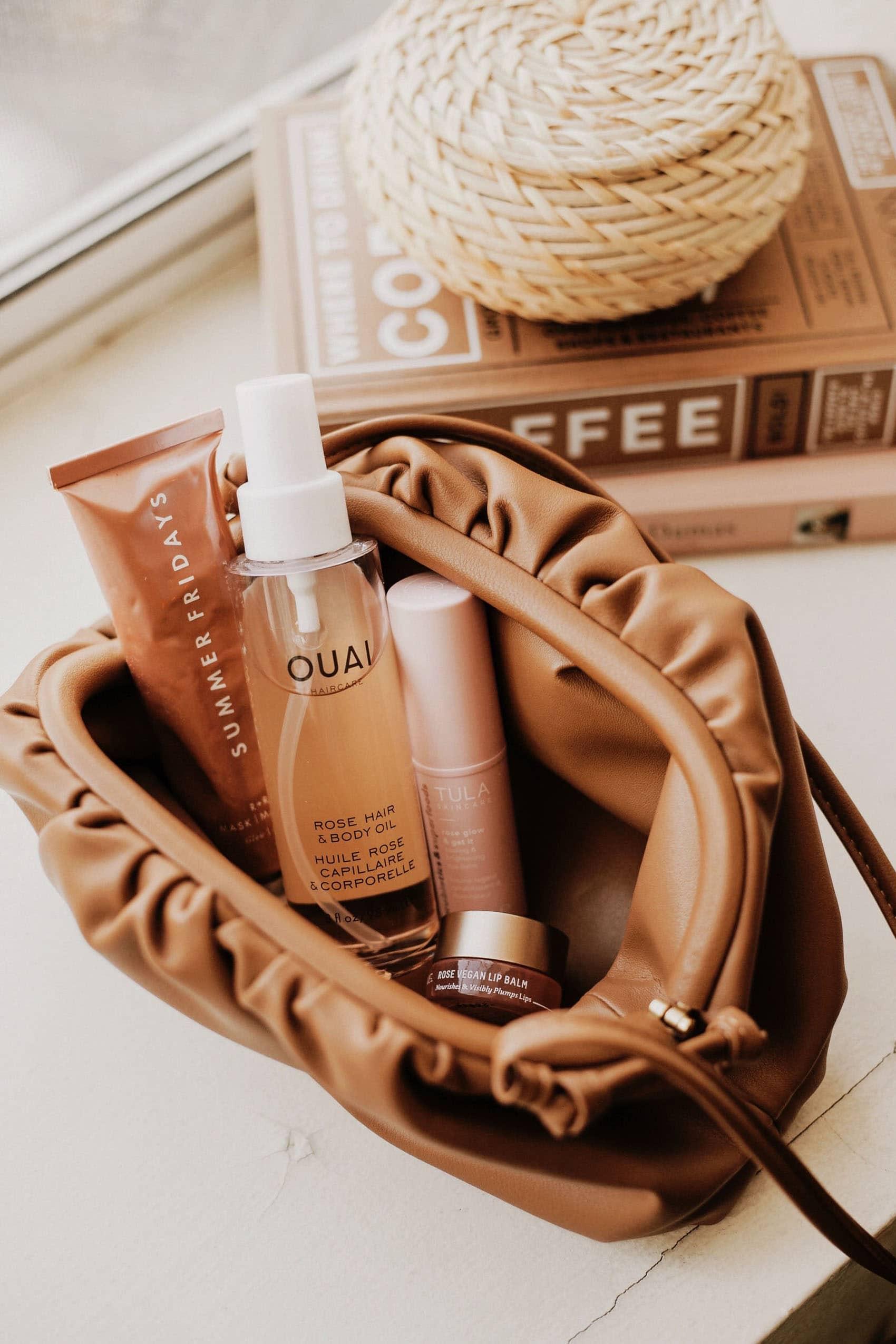 Summer Fridays, Ouai, Tula, Biossance, Rose Skincare Products