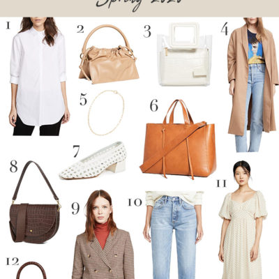 Shopbop Sale picks spring 2020