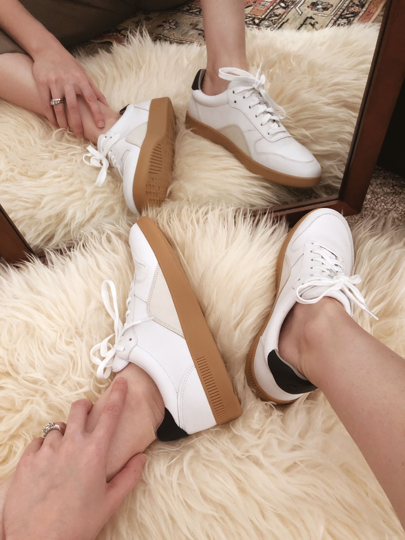 Everlane Court Sneakers Review