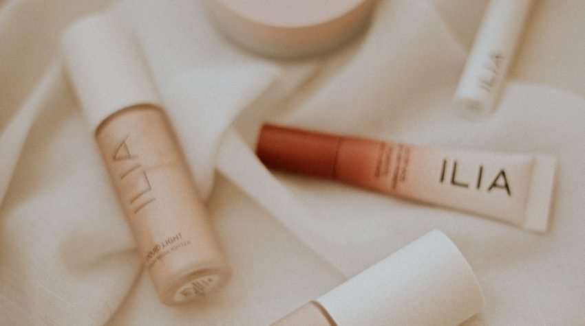 Clean Makeup products from ILIA Beauty