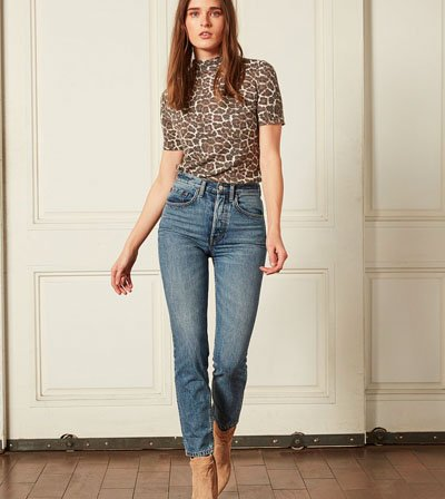 Boyish sustainable women's denim brand Los Angeles