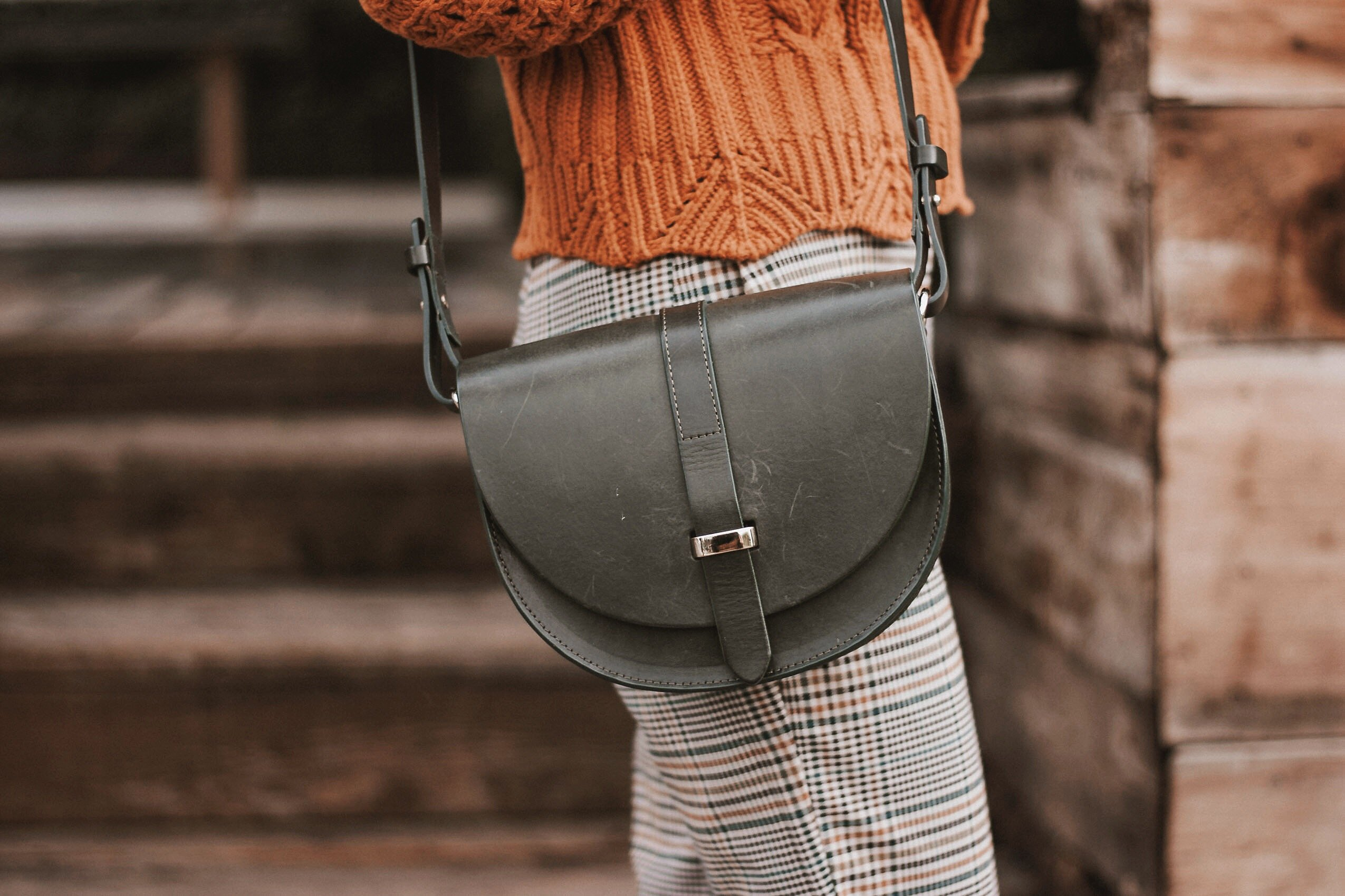 Ethical Fashion Brands, Sezane Claude Bag
