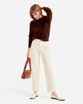 Everlane Ethical Fashion Brand to shop minimalist outfit