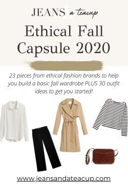 Ethical Fall Capsule Wardrobe 2020 Download