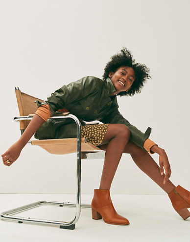 Madewell boots for fall 2020