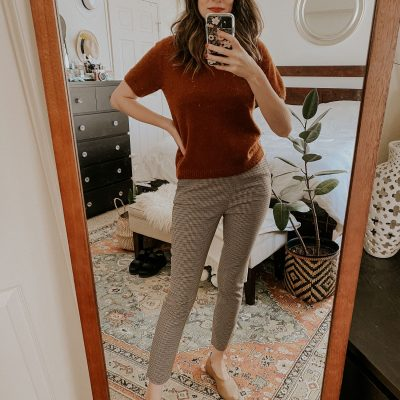 Recent Fall 2020 Closet Additions + YouTube Try On