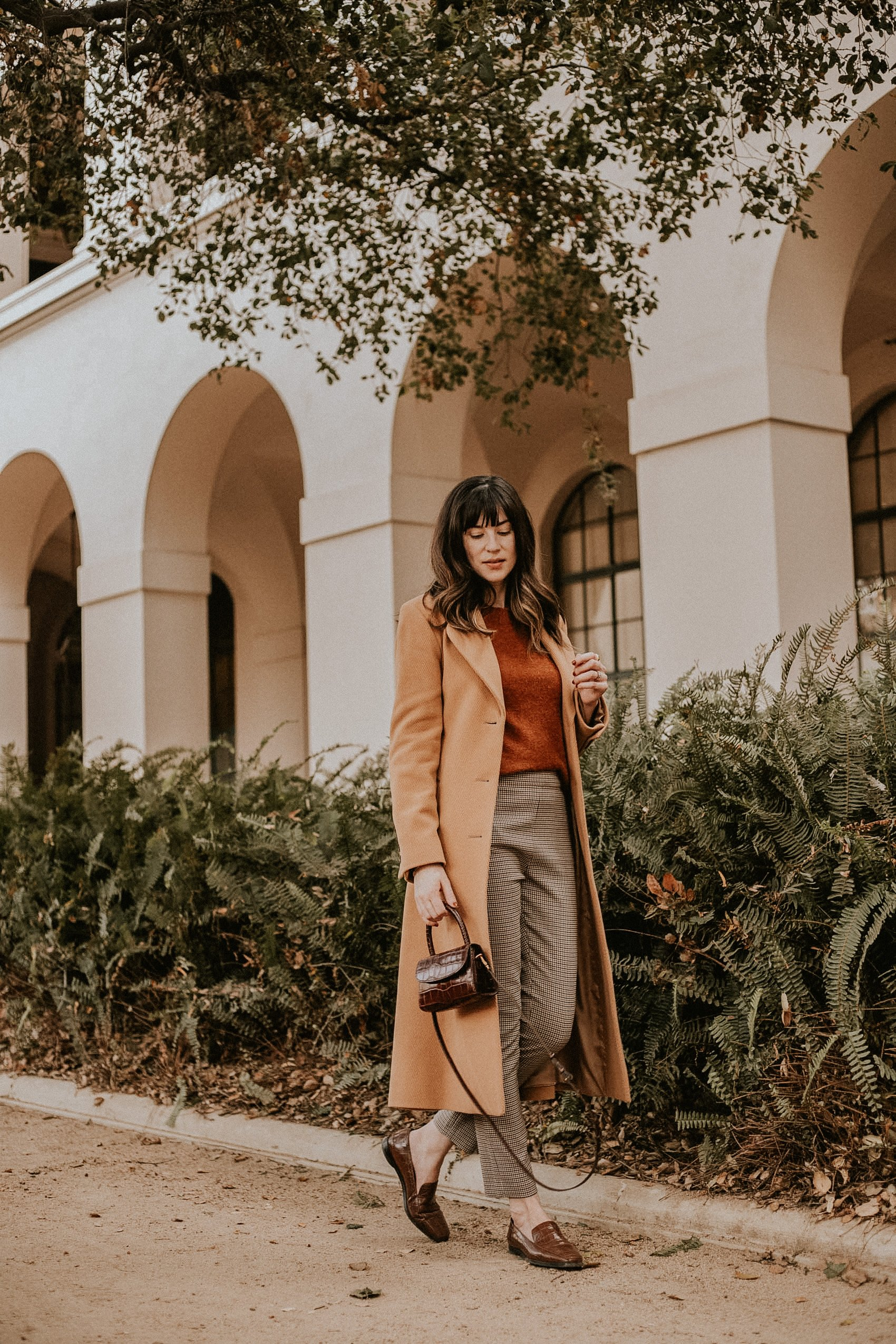 Neutral Fall Outfit featuring Sezane, Everlane, & Other Stories