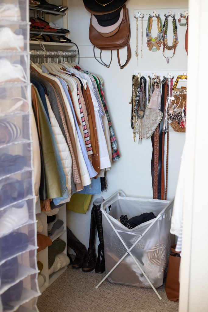 After photos from closet clean out