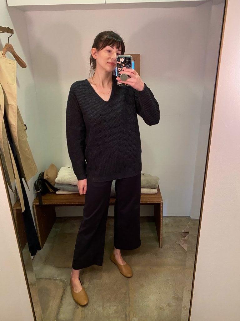 Jenni Kayne Cabin Sweater