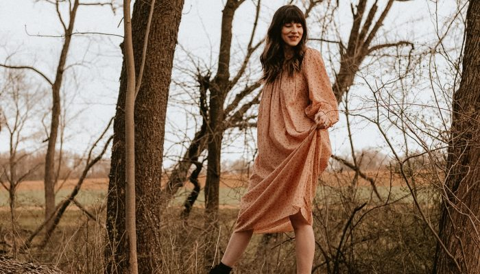 A DOEN Nightgown and Vintage-Inspired Sleepwear