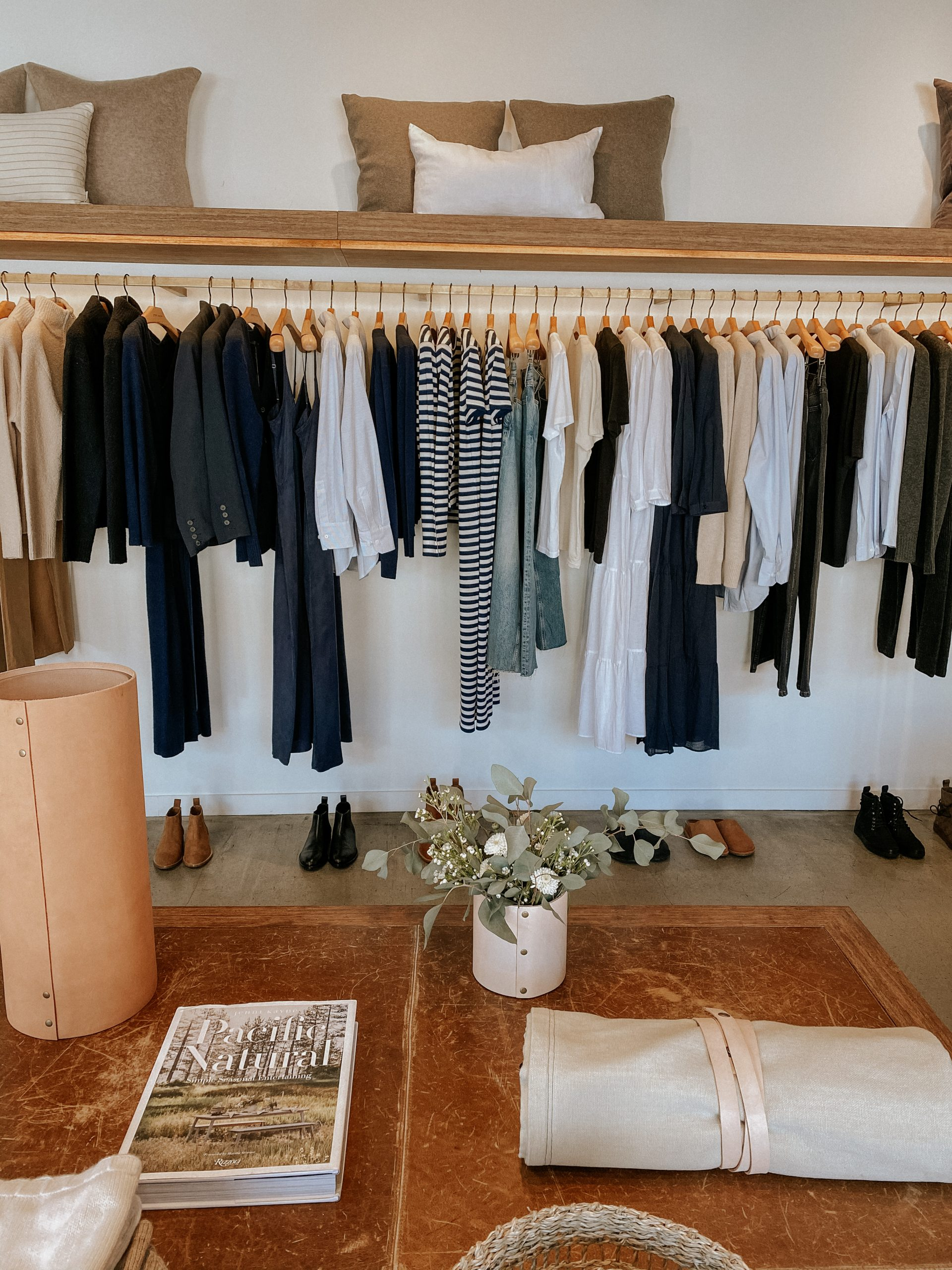 Jenni Kayne store at the Brentwood Country Mart