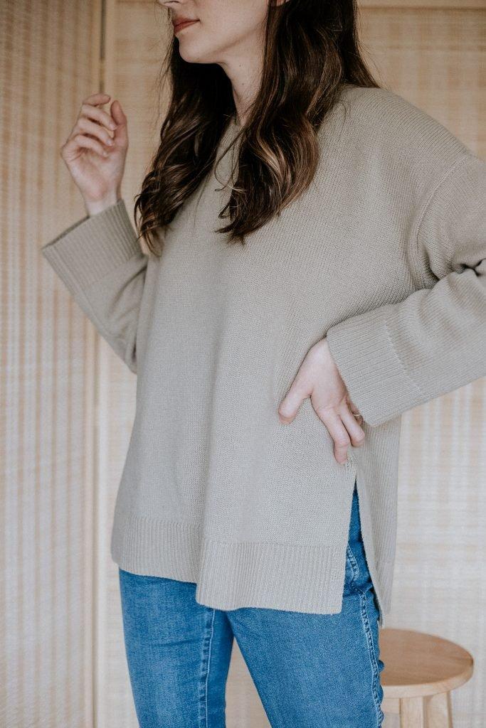 Jenni Kayne Boyfriend Sweater