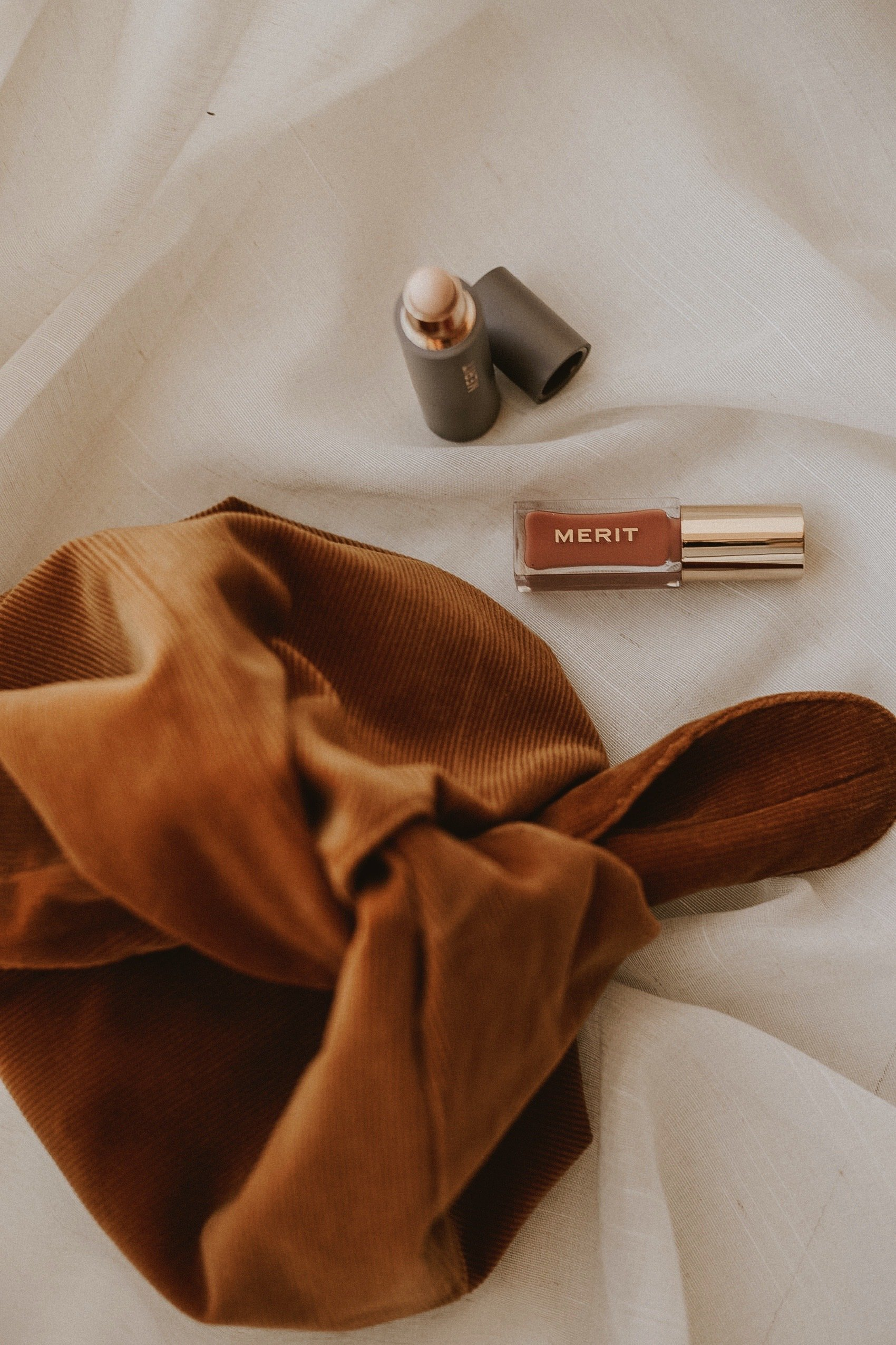 Merit Beauty Review with Shade Slick and Complexion Stick