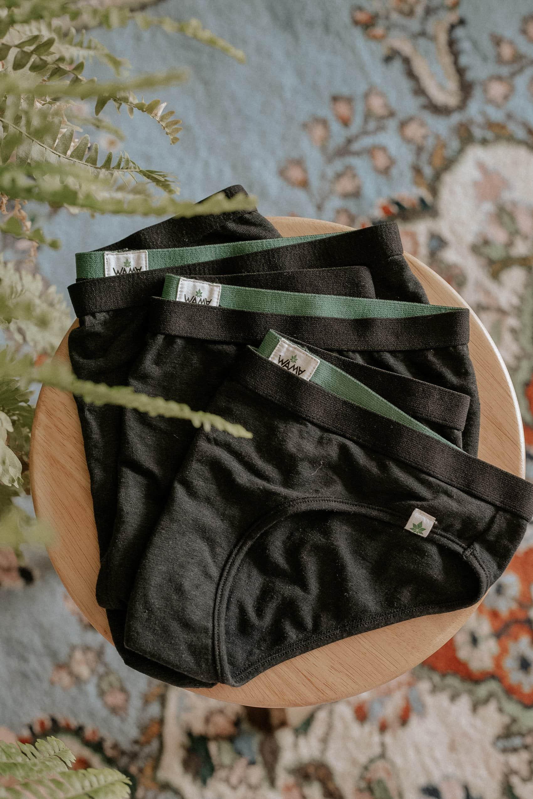 WAMA Sustainable Hemp Underwear Review