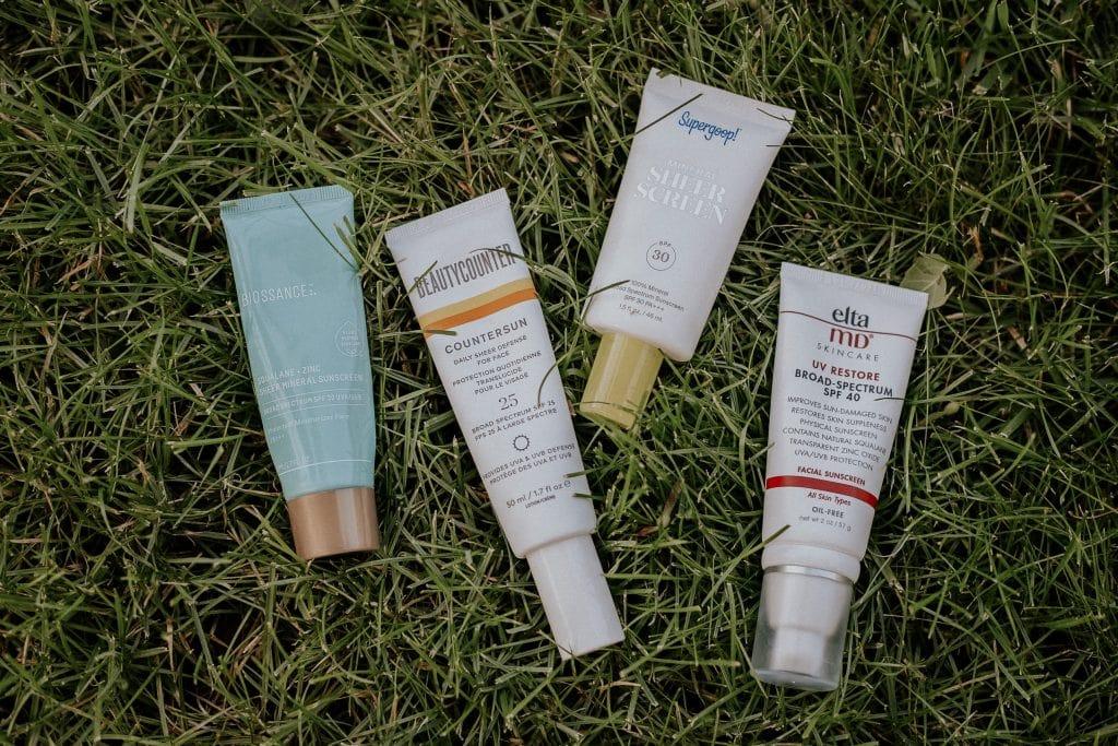 Best Mineral Facial Sunscreens