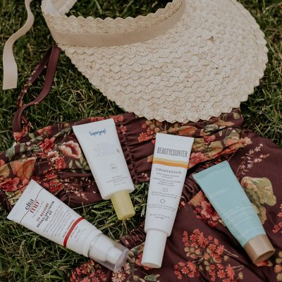 The Best Mineral Facial Sunscreens + The Lowdown on SPF