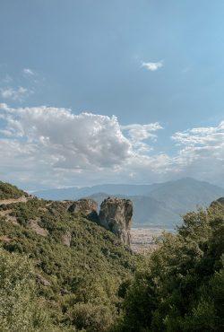 Meteora Holy Trinity Monastery