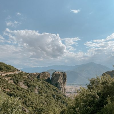 Visiting the Meteora Monasteries: My Greece Travel Diary Pt. 1