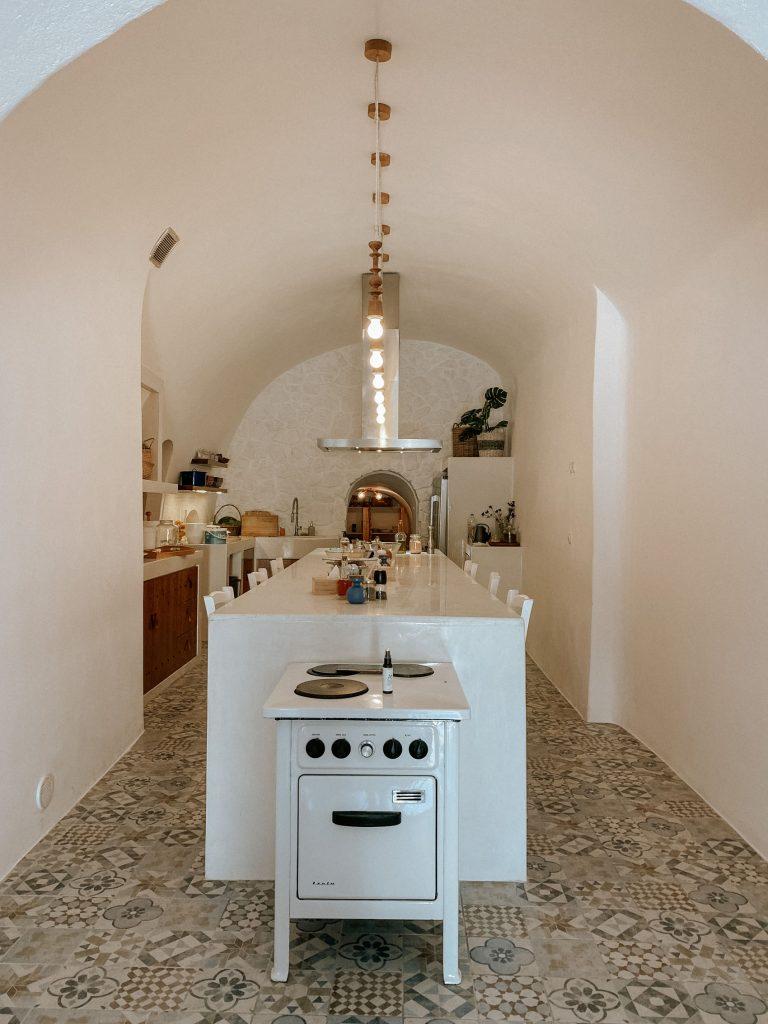 Petra Kouzina Kitchen Cooking Class on Santorini