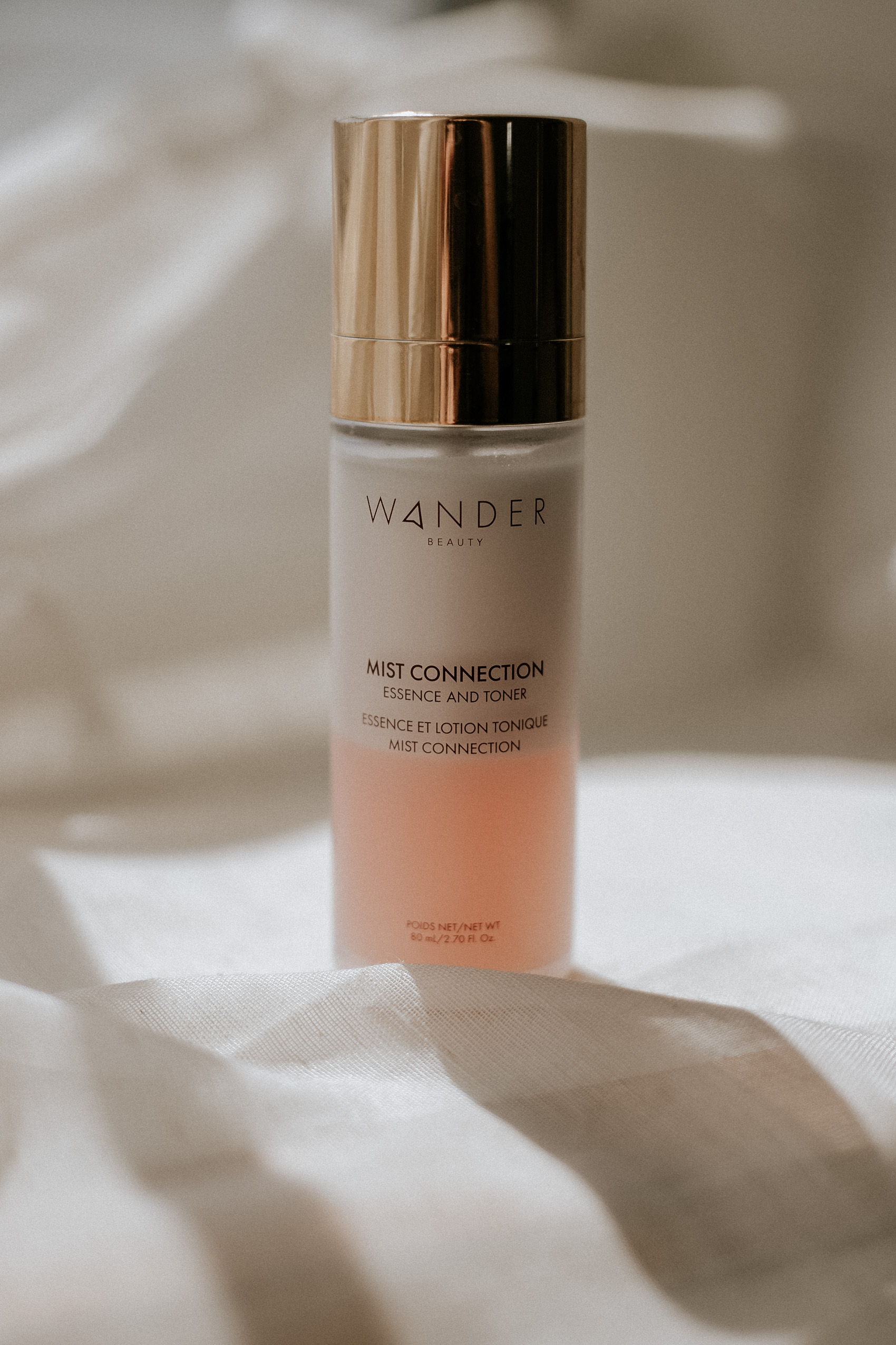 Wander Beauty Facial Essence and Toner product reviews