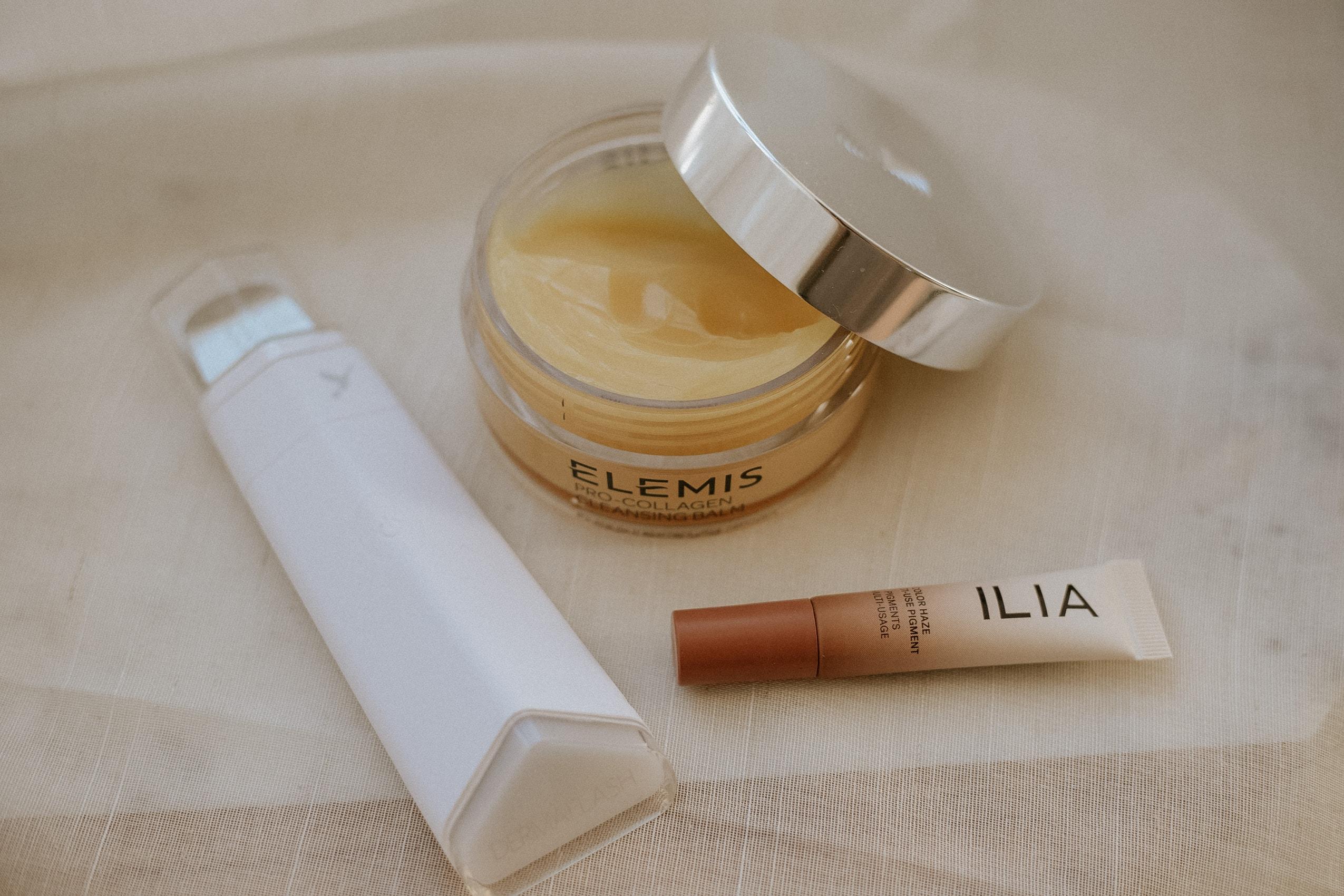 Dermstore Product reviews: Dermaflash Dermapore, Elemis Cleansing Balm, ILIA color haze